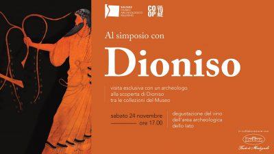 Al simposio con Dioniso